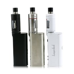 Wholesale E C4 - Kanger Subox mini C4 with replacement SSOCC Coil protank 4 and KBOX MINI C 50W 18650 battery e cigarette zipper kit