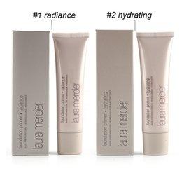 Wholesale Natural Color Nails - Makeup Laura Mercier Foundation Primer Hydrating Radiance Protect SPF 30 Base 50ml Face Natural Long-lasting 3001030