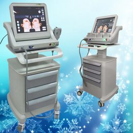 Wholesale 2017 New Arrival oxygen therapy machine Medical HIFU skin tightening machine Salon Use Non invasive Anti Aging Beauty Machine