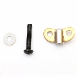 Wholesale Tattoo Tap - Pc lot Machine Hand Screw Thread Taps Set Fit Set Fit Tattoo Machine Tattoo Accessories TG5505