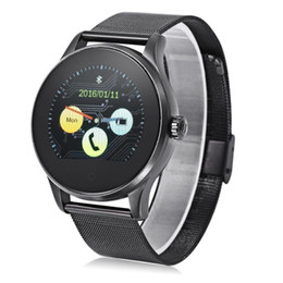 Wholesale Age B - Excelvan K88H Smart Watch Track Wristband MTK2502 Bluetooth K88H Smartwatch Heart Rate Monitor Pedometer Dialing For Android IOS +B