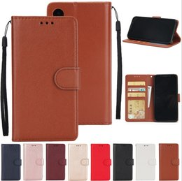 Wholesale Nice Handbags - Nice Wallet PU Leather Case Cover Pouch For IPhone 8 X 7 Plus With Card Slot Handbag With Flip Stand For Samsung S8 S7 S6 Edge Iphone6 Plus