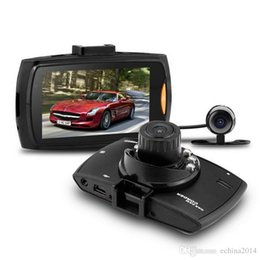 "Argentina 2.7 ""Car Dvr HD 1080P (REAL 720P) Grabadora de cámara para automóvil G30 con detección de movimiento Visión nocturna G-Sensor Dvrs Dash Cam Caja negra Suministro"