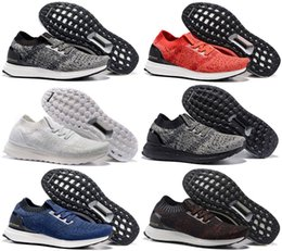 Wholesale Green Toe Socks - New 2017 Ultra Boost Uncaged Women & Men Running Casual Shoes City Sock Ultraboost Runner Femme & Homme Trainer Walking Casual Shoes