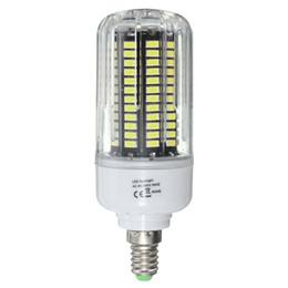 Wholesale Ampoule Led - E27 E14 18W 100 SMD 5736 Ampoule Led Lamp LED Corn Bulb Light Lampada Spotlight AC85-265V Bombillas Led Bulbs Lights