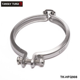 Turbocompressori mitsubishi online-Tansky - Morsetto di scarico turbocompressore turbina 90,8 mm TD05 TD06 flangia turbo per Subaru per Mitsubishi TK-HFQ908