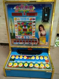 Wholesale Game Slot Machine - 2017-1 HOT in America! Ocean King Ocean Monster fishing machine arcade amusement casino slot game machine hunting fish maching