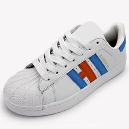 Wholesale Silver Bowtie - Hot!classic style Stan Smith shoes men's women casual shoes 36-44 white musial Stan Smith skateboard shoes