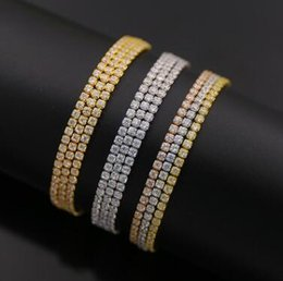 Wholesale Prong Belt - Luxury Middle East Style Yellow Copper With Full Three layers Crystal Engraved Elastic Flexible Belt Bracelet For Women Wedding Jewelry