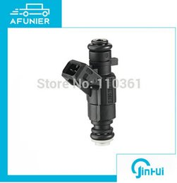 Wholesale Vw Fuel Injector - 12 months quality guarantee fuel injector nozzle for Seat,VW 1.4L and other cars OE No.0280155731,030906031E