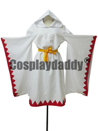Cosplay fantasia final on-line-Traje Cosplay de Mago Branco Final Fantasy Tactics