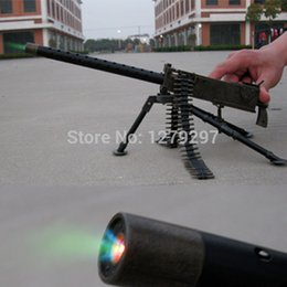 Wholesale Decorative Rods - Wholesale- M1919 pole heavy machine gun kitchen lighter igniter ignition rods personalized free shipping