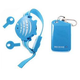 Wholesale Anti Steal - Wholesale- Searching Function Baby Tracker Child Anti Lost Pet Reminder Alarm Safeguard Against Theft Stolen Children