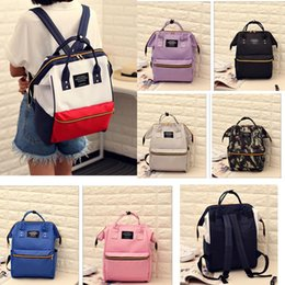 Wholesale Baby Blanks - New Designer Kids Backpacks BlanK Bags School High Qualitity Canvas Baby Boy Girl Children Handbag Back To Schoo