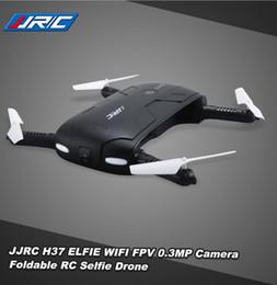 2019 sensor de eje JJRC H37 6-Axis Gyro ELFIE WIFI FPV 0.3MP Cámara RC Quadcopter avión plegable G-sensor Mini Remote Control Aircraft rebajas sensor de eje