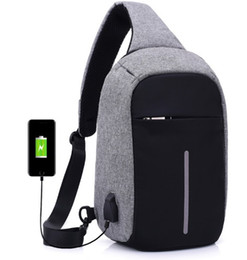 Wholesale Baby Tablets - 2017 new spring and summer leisure chest baby multi-storey outdoor parking security chest bag usb charge package
