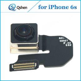 Wholesale Module Repair - Back Rear Camera Lens Module Flex Cable Ribbon for iPhone 6s 4.7 inch Repair Parts