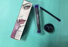 Wholesale New Arrival Eye Liners - WITH INK New Arrival Fashion Hot Selling Eyeliner Vamp stamp seals beauty Eye Liner makeup tools fast free shipping