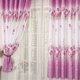 Wholesale Modern Window Blinds - Modern Home Living Room Window tulle curtains kitchen door curtain home decoration window blinds