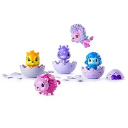 Wholesale Sale Eggs - 2017 70+ Carton Animal Dinosaur Egg Toys With OPP Packaging Hot sale Dolls for Kids Chrsitmas Gift