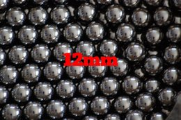 Wholesale 12mm Ball Bearings - 12mm Chrome Steel Bearing Balls G16 AISI 52100 100Cr6 Precision Chromium Balls For Automotive Components, All Kinds of Bearings