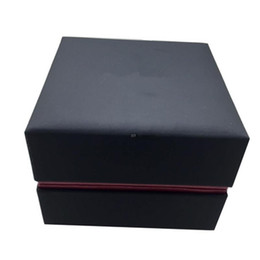 Wholesale Bags Watches - New Original Watch Box Luxury Watches box Suitable for all HU Watches box,Complete set Watches box + English Instructions+Gift bag,