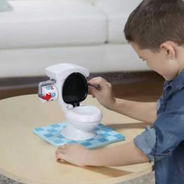 Argentina venta caliente Los niños más nuevos Toy Toilet Trouble Juego Washroom Tricky Toys Juego divertido Parents-kids Friends Play Together For Fun F960 como regalo cheap trouble game Suministro