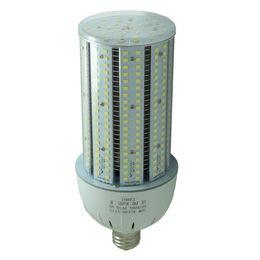 Wholesale E27 Led Corn Bulb Outdoor - 175w mercury vapor replacement LED 50W Corn Cob Bulb Retrofit Outdoor Securiy Flood Lights E39 Mogul Base 5000K Daylight Barn Light