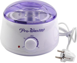 Wholesale Hand Paraffin Wax Machines - Pro-wax100 Wax Heater Professional Mini SPA Hands Feet paraffin Wax Machine Emperature Control Kerotherapy Depilatory