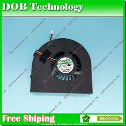 Wholesale Msi Laptop Fan - Wholesale- Laptop CPU Cooling Fan for MSI GT627 GX640 GT628 GT640 Notebook DFS531105MC0T 3 PIN