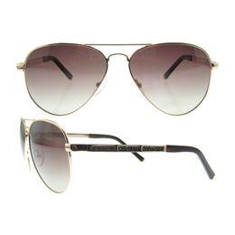 Wholesale Designer Dresses For Women - New arrival fashion well-dress Pilot sunglasses with polaorid lens for men women diamond decoration designer sunglasses