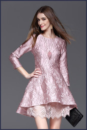 Wholesale Special Occasion Mini Dress - Sweetheart Party Wear Evening Gowns Online Circelee Short Light Purple Special Occasion Dresses Long Sleeve Beautiful Celebrity Dresses