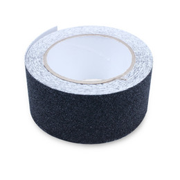Wholesale extra strong - Strong Slip Resistant Safety Tread Anti-Slip Tape Extra Traction Eliminate Slippery Surfaces Floors Steps Ladders wholesale free shipping