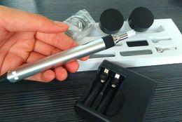 Wholesale Ecig Mods Body - 2017 New Design Good Quality Ecig Kits Vapoprizer Dry Herbal Vape Body Temperature Control Wax Mod Vaporizer Pen