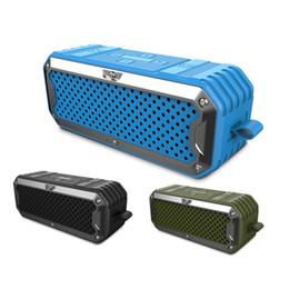 Wholesale Power Outdoor Speakers - ZEALOT S6 4000mAh Power Bank Portable Speaker Support TF Card AUX Flash Disk Outdoor Wireless Bluetooth 4.0 Speaker