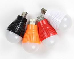 Wholesale China Emergency Light - 5Pcs Lot USB LED Bulb USB Powered Emergency Light Lamp for Mobile Power Bank and USB Sockets