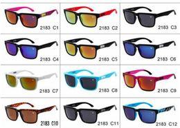 Wholesale Spy Men - 2017 Brand Designer Spied Ken Block Helm Sunglasses Fashion Sports Sunglasses Oculos De Sol Sun Glasses Eyeswearr 12 Colors Unisex Glasses
