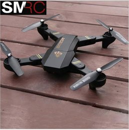 Wholesale Rc Racing - RC visuo XS809HW 2.4G hovering racing helicopter rc drones with camera hd drone profissional fpv quadcopter aircraft photography