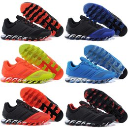 Wholesale White Boots Size 11 - New Arrival Men's SpringBlade Razor Running Shoes mens Sneakers Brand Sports Boots Trainers Running Athletic Shoes white size us 7-11