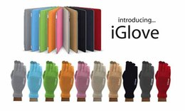Wholesale Wholesale Winter Iphone Gloves - Unisex iGlove Capacitive Touch Screen Gloves For Iphone 5 5S 6 6S Plus For Ipad Smart Phone Winter Multi Purpose With Package
