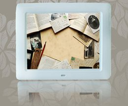 Wholesale Digital Electronic Frames Photo Album - 8 inch high-definition wifi digital photo frame electronic photo album supports video playback WiFi photo frame