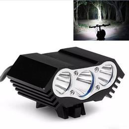 Deutschland 7500 Lumen Wasserdicht 3 x CREE T6 LEDs 4 Modi Fahrrad Licht Scheinwerfer Radfahren Taschenlampe Frontscheinwerfer BLL_102 Versorgung