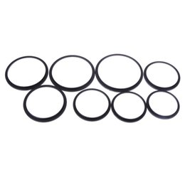 Wholesale 52 Mm Lens - Wholesale- 100% GUARANTEE 49-52-55-58-62-67-72-77-82 mm 8pcs Metal Step Up Rings Camera Lens Adapter Filter set 8 kind Lens to Accessory