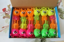 Wholesale Sound Inflatables - Factory direct flash whistle sound legs bat inflatable toys extrusion vent