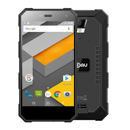 Wholesale Lte Mobile Chinese Wholesale - Nomu S10 Mobile Phone 5 inch 720*1280 IP68 Waterproof Unlocked Dual SIM Android Phones 2GB 16GB 8MP Camera Quad Core MTK6737T Smartphone