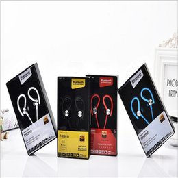 Wholesale Earphone B - Sport Earphone Bluetooth Headphone ote10-B Wireless Stereo Headset Mini Bluetooth Earphone with Mic Handsfree Retail Box