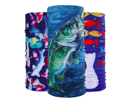Wholesale Buff Color - Digital Printed Multi-Use High Performance Moisture Wicking Buff Seamless Magic Scarves for Yoga and Fitness
