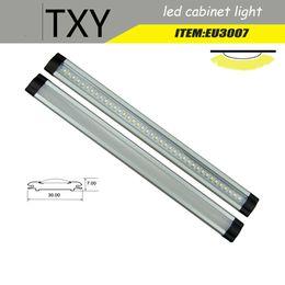2019 große led-streifen 300MM 3W LED-Lichtleiste LED-Schrank Licht LED-Bücherregal Licht kann einfach mehrere Links installiert werden