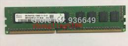 Wholesale 8gb Server - FOR HY 8G DDR3 1600 Pure ECC 8GB PC3-12800E Server Memory