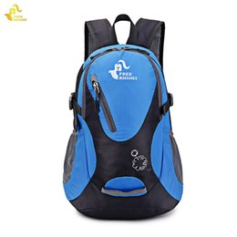 Wholesale Martial Arts Material - FREEKNIGHT 25L Unisex Nylon and Polyester Material Water Resistant Backpack Portable Outdoor Climbing Cycling Camping Bag +B